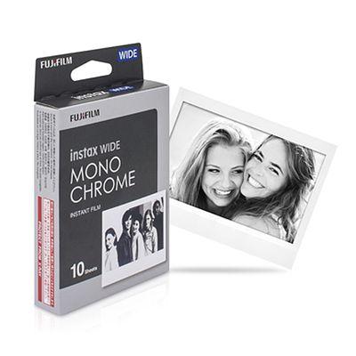 Für weitere Info hier klicken. Artikel: Fujifilm Instax Film Monochrome für 10 Aufnahmen Wide