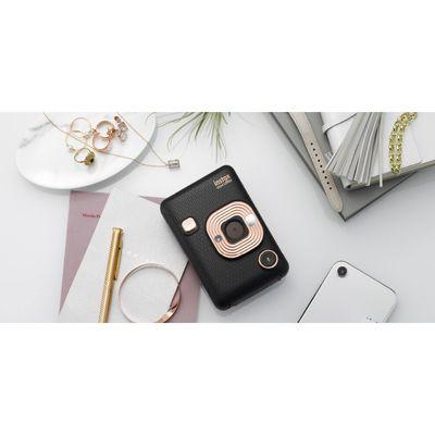 Für weitere Info hier klicken. Artikel: Fujifilm Instax LiPlay Sofortbildkamera elegant black
