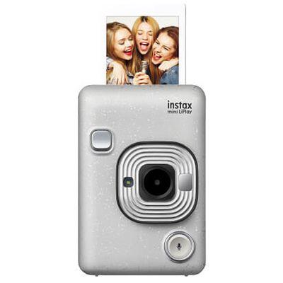 Für weitere Info hier klicken. Artikel: Fujifilm Instax LiPlay Sofortbildkamera stone white