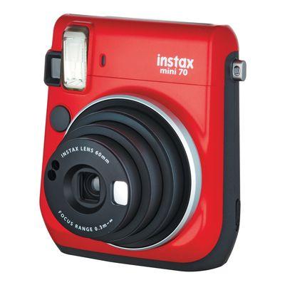 Für weitere Info hier klicken. Artikel: Fujifilm Instax mini 70 EX D rot
