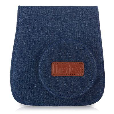 Für weitere Info hier klicken. Artikel: Fujifilm Instax Mini 8 jeans Soft Case blau