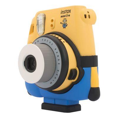Für weitere Info hier klicken. Artikel: Fujifilm Instax mini 8 MINION EX D Sofortbildkamera