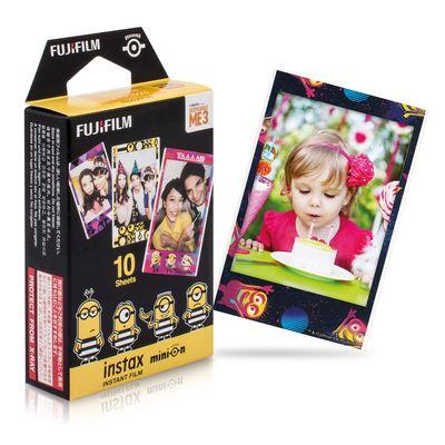 Für weitere Info hier klicken. Artikel: Fujifilm Instax Mini Film abgelaufen 04/2019 Minion DM3 WW 1 Color