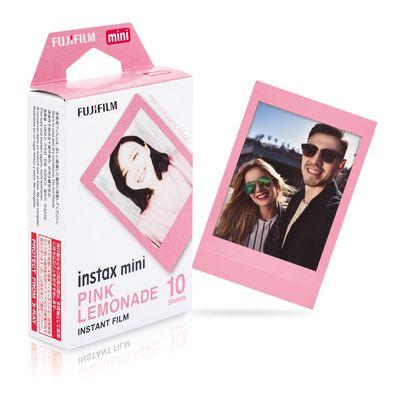 Für weitere Info hier klicken. Artikel: Fujifilm Instax Mini Film Pink Lemonade WW 1 Color