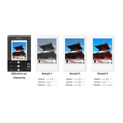 Für weitere Info hier klicken. Artikel: Fujifilm Instax Share SP-2 EX D silber
