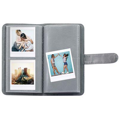 Für weitere Info hier klicken. Artikel: Fujifilm Instax SQ6 Einsteckalbum für 80 Instax Square Grey