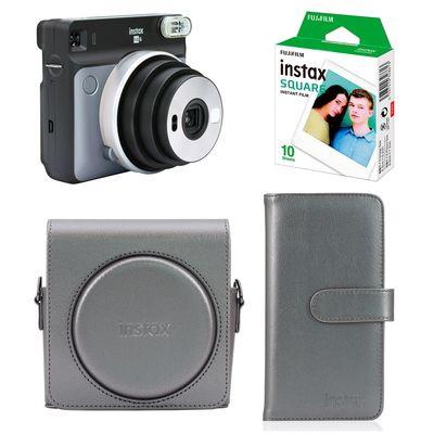 Für weitere Info hier klicken. Artikel: Fujifilm Instax SQ6 Messeset Graphite Grey