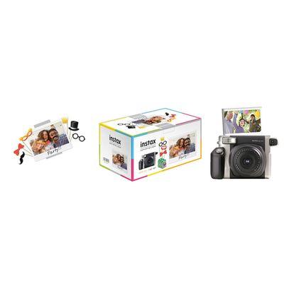 Für weitere Info hier klicken. Artikel: Fujifilm Instax Wide Party Set Sofortbildkamera