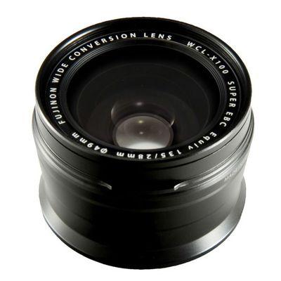 Für weitere Info hier klicken. Artikel: Fujifilm Konverter WCL-X100 II schwarz