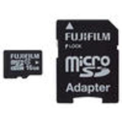 Für weitere Info hier klicken. Artikel: Fujifilm Micro SDHC-Card + SD-Adapter C10 32GB