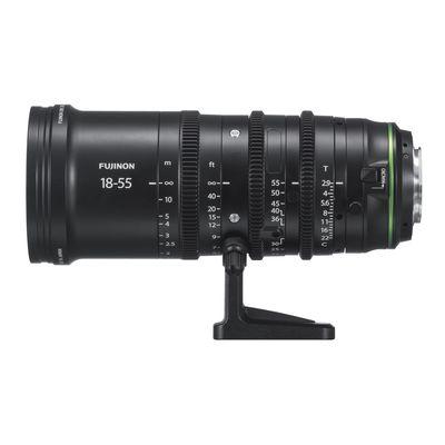 Für weitere Info hier klicken. Artikel: Fujifilm MKX 18-55mm T2.9 Fujifilm X