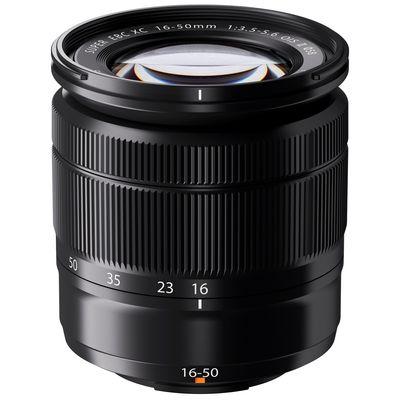 Für weitere Info hier klicken. Artikel: Fujifilm XC-16-50mm F3.5-5.6 OIS Vers. II Fujifilm X schwarz