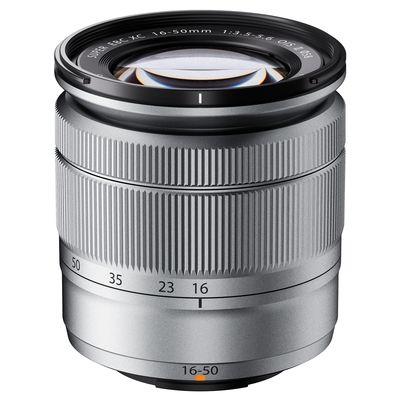 Für weitere Info hier klicken. Artikel: Fujifilm XC-16-50mm F3.5-5.6 OIS Vers. II Fujifilm X silber