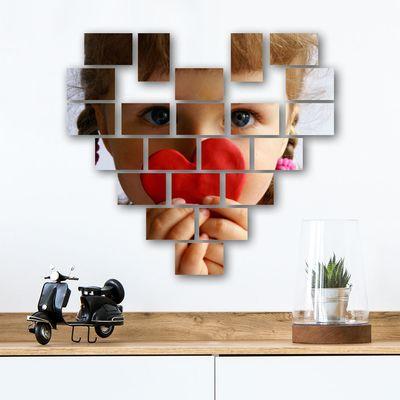 Für weitere Info hier klicken. Artikel: Fujifilm Shacolla Box Herz Instax Mini Photo Panels 1x22