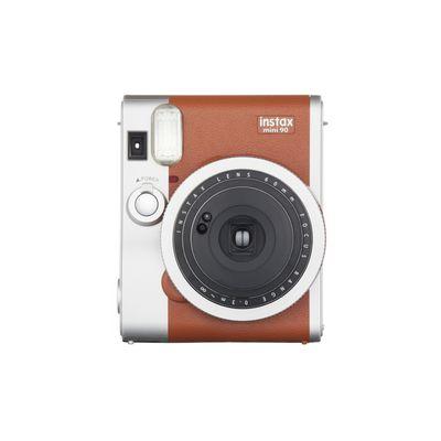 Sofortbildkamera Instax Mini 90 Neo Classic Braun13