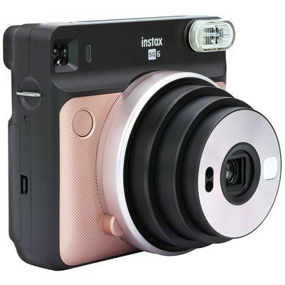 Für weitere Info hier klicken. Artikel: Fujifilm Sofortbildkamera Instax SQUARE SQ6 Blush Gold