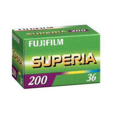 Für weitere Info hier klicken. Artikel: Fujifilm Superia 200 135/36