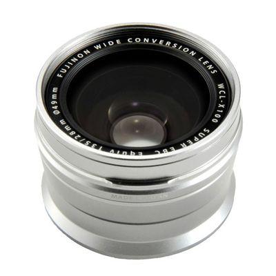 Für weitere Info hier klicken. Artikel: Fujifilm Weitwinkelkonverter WCL-X100 II silber