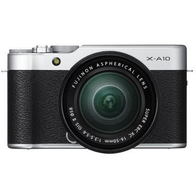 Für weitere Info hier klicken. Artikel: Fujifilm X-A10 black-silver, XC16-50mm Kit EE