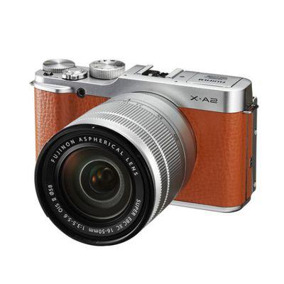 Für weitere Info hier klicken. Artikel: Fujifilm X-A2, AF 3,5-5,6/16-50 OIS II Fujifilm X braun