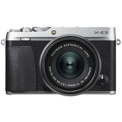 Für weitere Info hier klicken. Artikel: Fujifilm X-E3 + XC15-45mm silber