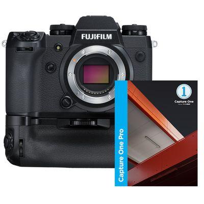 Für weitere Info hier klicken. Artikel: Fujifilm X-H1 + Batteriegriff VPB-XH1 + Capture One Pro 12
