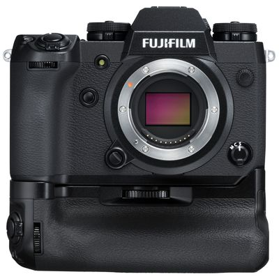 Für weitere Info hier klicken. Artikel: Fujifilm X-H1 + Batteriegriff VPB-XH1 + 2 Akkus