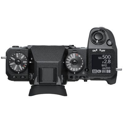 Für weitere Info hier klicken. Artikel: Fujifilm X-H1 Gehäuse + Batteriegriff VPB-XH1 + 2 Akkus