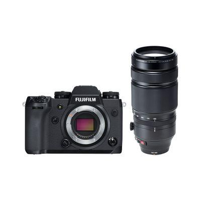 Für weitere Info hier klicken. Artikel: Fujifilm X-H1 + XF 100-400mm R LM OIS WR Fujifilm X