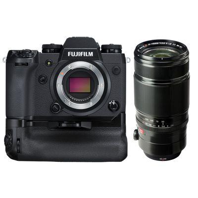 Für weitere Info hier klicken. Artikel: Fujifilm X-H1 + XF 50-140mm f2,8 LM OIS WR + VPB-XH1 Batteriegriff Fujifilm X