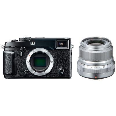 Für weitere Info hier klicken. Artikel: Fujifilm X-Pro 2 + Fujifilm XF 2,0/23 mm WR Fujifilm X schwarz-silber