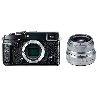 Für weitere Info hier klicken. Artikel: Fujifilm X-Pro 2 + XF 2,0/35 R WR Fujifilm X schwarz-silber