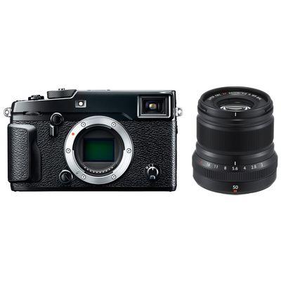 Für weitere Info hier klicken. Artikel: Fujifilm X-Pro 2 + XF 2,0/50 R WR Fujifilm X schwarz