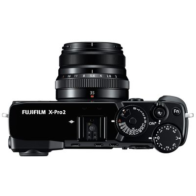 Für weitere Info hier klicken. Artikel: Fujifilm X-Pro 2 + XF 35mm f/2,0 R WR schwarz