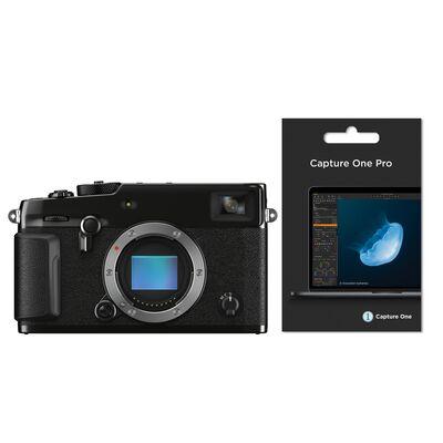Für weitere Info hier klicken. Artikel: Fujifilm X-Pro3 + Capture One Pro 20 schwarz