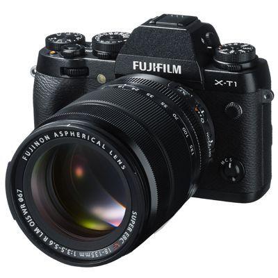 Für weitere Info hier klicken. Artikel: Fujifilm X-T1,AF 18-135 R LM OIS WR schwarz