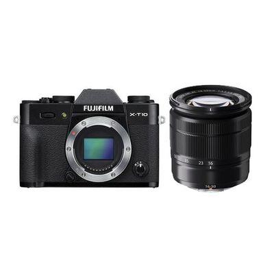Für weitere Info hier klicken. Artikel: Fujifilm X-T10,AF 16-50 OIS II Fujifilm schwarz