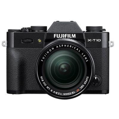 Für weitere Info hier klicken. Artikel: Fujifilm X-T10,AF 18-55 R LM OIS Fujifilm schwarz