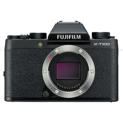 Für weitere Info hier klicken. Artikel: Fujifilm X-T100 schwarz