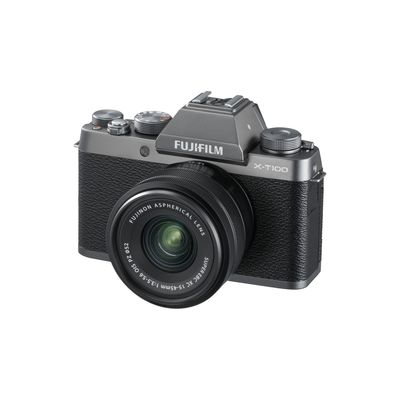 Für weitere Info hier klicken. Artikel: Fujifilm X-T100 + XC 15-45mm OIS PZ Fujifilm X dunkelsilber