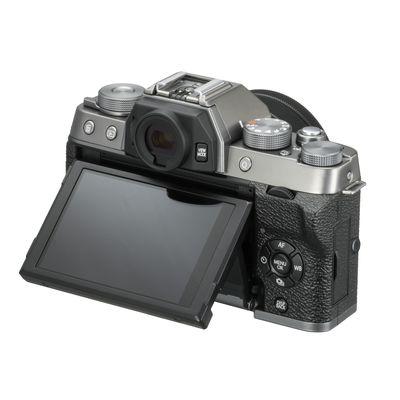 Für weitere Info hier klicken. Artikel: Fujifilm X-T100 + XC 15-45mm OIS PZ + XC 50-230mm OIS Vers. II Fujifilm X dunkelsilber