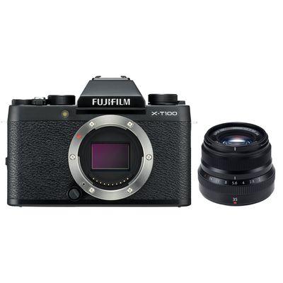 Für weitere Info hier klicken. Artikel: Fujifilm X-T100, XF 2,0/35 R WR Fujifilm X schwarz