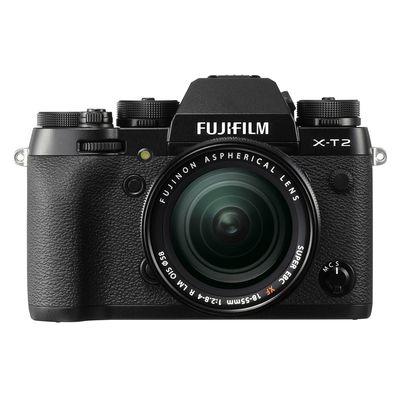 Für weitere Info hier klicken. Artikel: Fujifilm X-T2 + XF 18-55mm f/2,8-4,0 R LM OIS schwarz