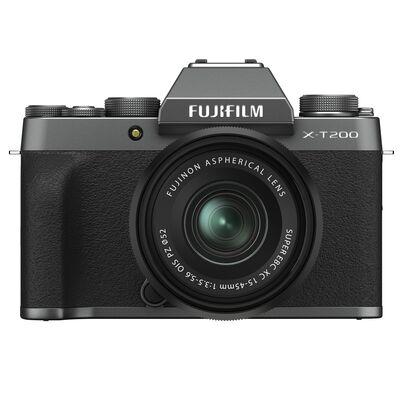 Für weitere Info hier klicken. Artikel: Fujifilm X-T200 + XC 15-45 OIS PZ dunkelsilber