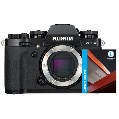 Für weitere Info hier klicken. Artikel: Fujifilm X-T3 + Capture One Pro 20 schwarz