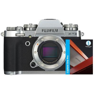 Für weitere Info hier klicken. Artikel: Fujifilm X-T3 + Capture One Pro 12 (inkl. Upgrade auf Version 20) silber