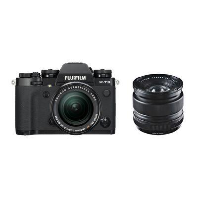 Für weitere Info hier klicken. Artikel: Fujifilm X-T3 mit XF18-55mm F2.8-4 R LM OIS + XF 2,8/14 R schwarz