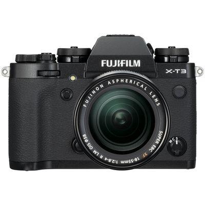 Für weitere Info hier klicken. Artikel: Fujifilm X-T3 mit XF18-55mm F2.8-4 R LM OIS schwarz