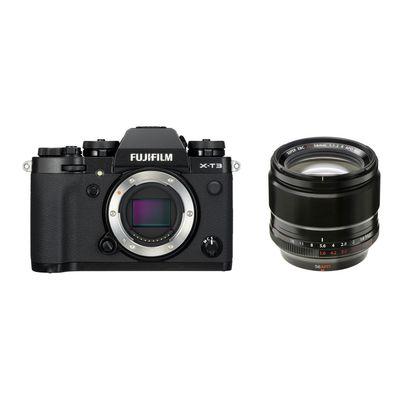 Für weitere Info hier klicken. Artikel: Fujifilm X-T3 + XF 1,2/56 R APD schwarz Fujifilm X