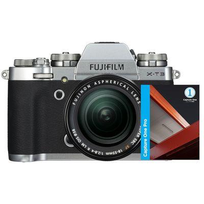 Für weitere Info hier klicken. Artikel: Fujifilm X-T3 + XF 18-55mm f/2,8-4,0 + Capture One Pro 20 silber